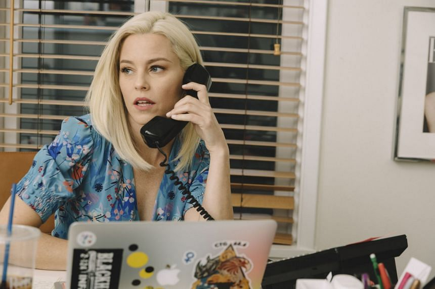 Elizabeth Banks' hat-trick – actress, film-maker and business maven – remains rare for women in Hollywood.