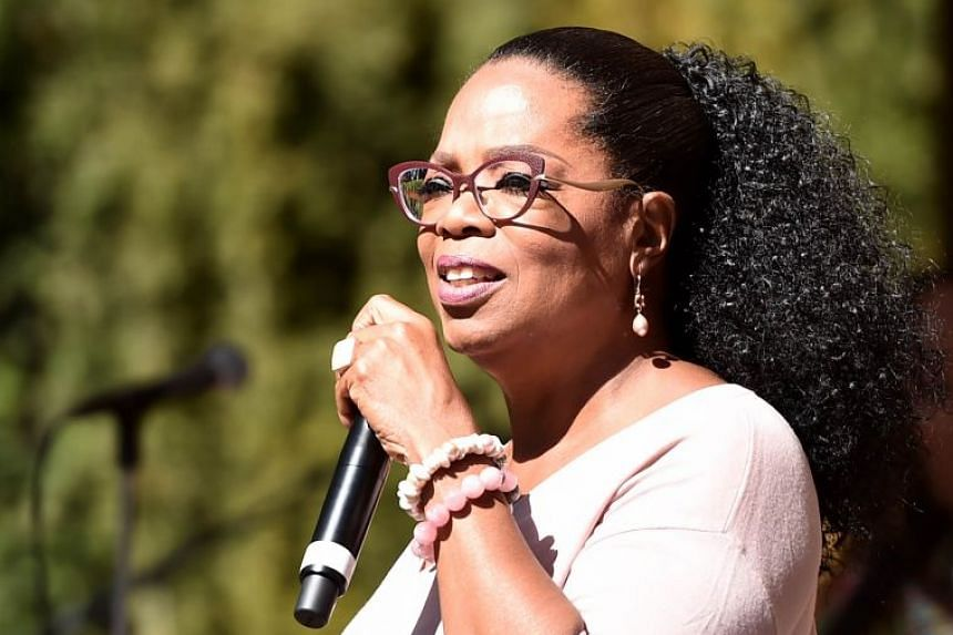 American media personality Oprah Winfrey went on her social media accounts to warn against Instagram scammers asking for bank account and personal information.
