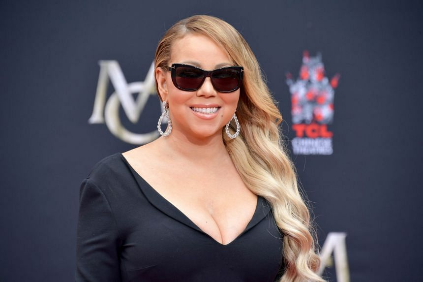 Carey is returning a year after she was humiliated by technical issues at the annual televised ball-drop.