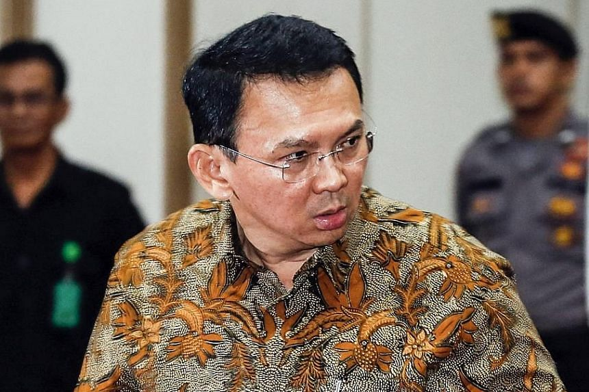 Basuki Tjahaja Purnama was defeated in the election for Jakarta's governorship in April - and was later jailed for blasphemy against Islam. But the straight-talking politician still features among the top picks as Mr Joko Widodo's running mate for th