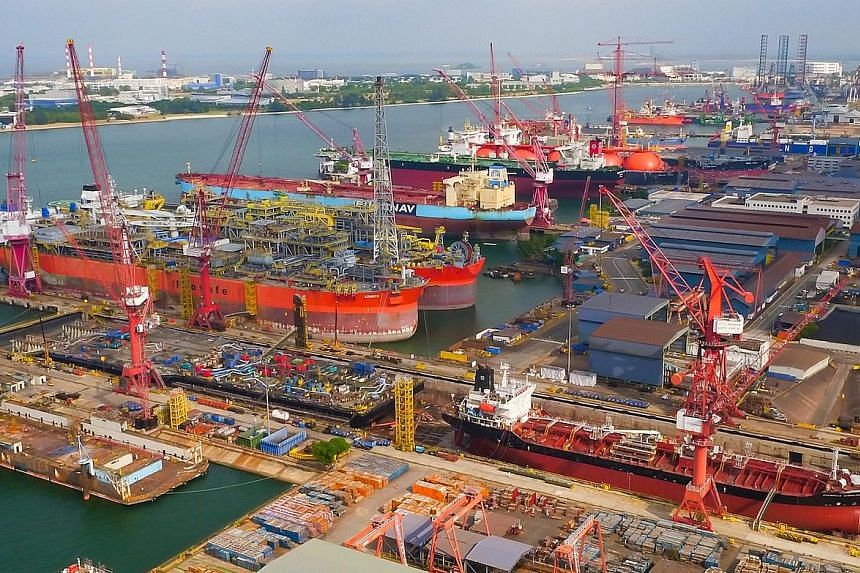 Keppel Corporation's offshore and marine unit has been taken to task over a former agent's corrupt payments to officials of Brazilian oil company Petrobras.