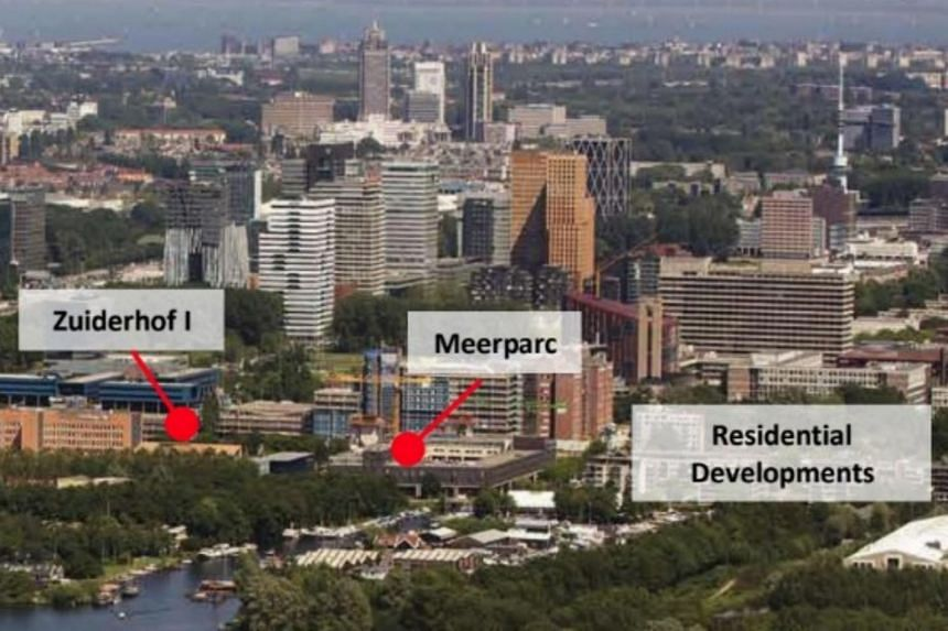 The proposed deal, entered to on Dec 22, is for the majority apartment rights of Meerparc, a mixed use office property in the Netherlands.