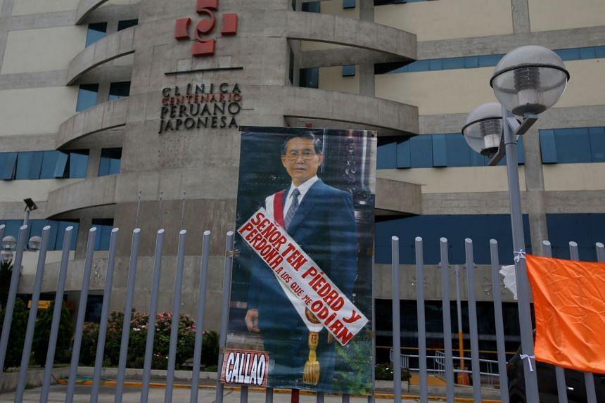 Alberto Fujimori was pardoned after more than a decade of imprisonment, for corruption and human rights abuses committed during his term in office.