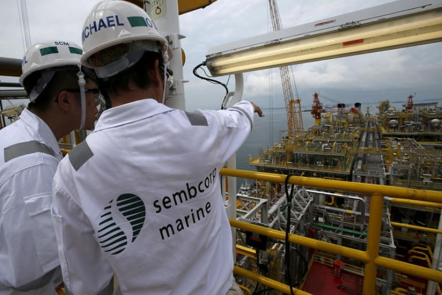 Despite the loss, the sale of the semi-submersible rig will allow Sembcorp Marine to improve its liquidity position.