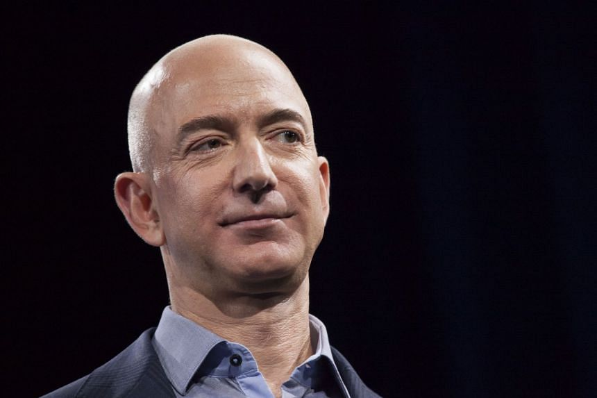 Amazon.com Inc. founder Jeff Bezos added the most in 2017, a US$34.2 billion gain that knocked Microsoft Corp. co-founder Bill Gates out of his spot as the world's richest person in October.
