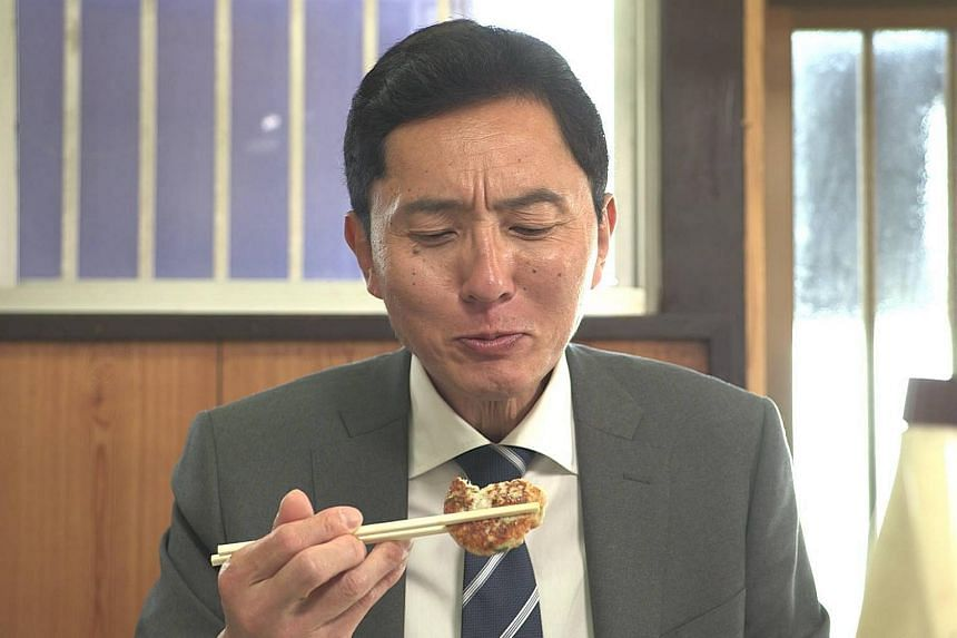 The Solitary Gourmet's Goro Inogashira, played by actor Yutaka Matsushige, has emerged as a kind of role model for a big swath of Japanese society.