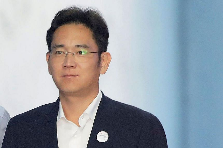 South Korea's Samsung Group heir Lee Jae Yong has denied allegations of wrongdoing as the appeals trial of his five-year jail term for corruption neared its end.