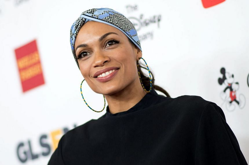 Actress Rosario Dawson launched her social enterprise, Studio 189, in 2013, after travelling in Africa. It sells clothes handmade in Ghana.
