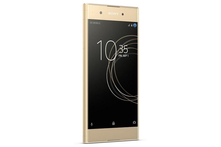 A top feature of the Xperia XA1 Plus is its rear 23-megapixel camera, which is good for a mid-range device.
