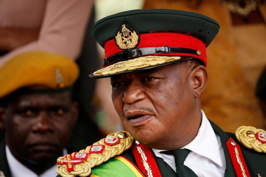 Constantino Chiwenga is the latest in a string of military leaders to be elevated to government positions.