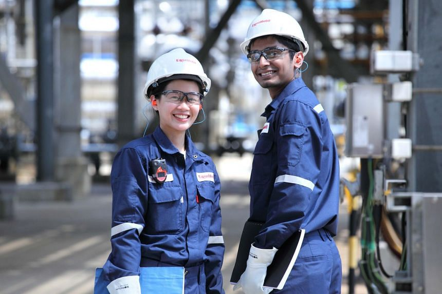 ExxonMobil will continue to invest in and provide good opportunities for its people.