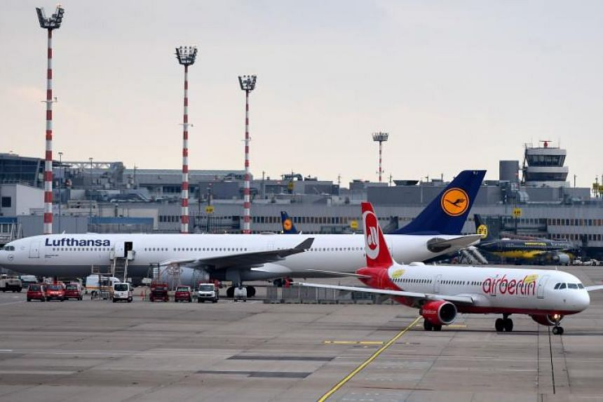 Germany's Federal Cartel Office is probing complaints that Lufthansa fares shot up on some routes after bankrupt rival Air Berlin stopped flying in late October.