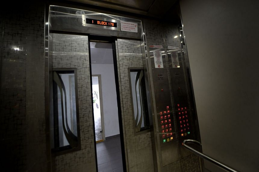 Last year, HDB noticed a higher-than-usual breakdown rate in lifts installed by Sigma in their first year of operation.