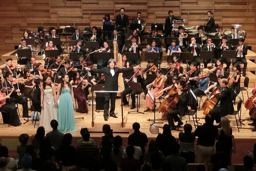 The Philharmonic Orchestra