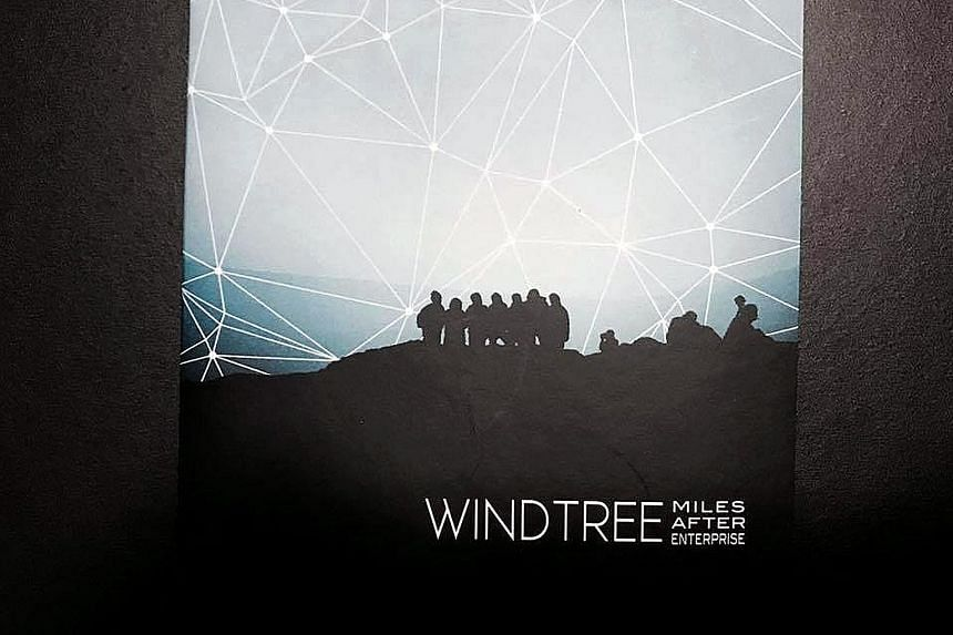 Windtree's EP Miles After Enterprise.