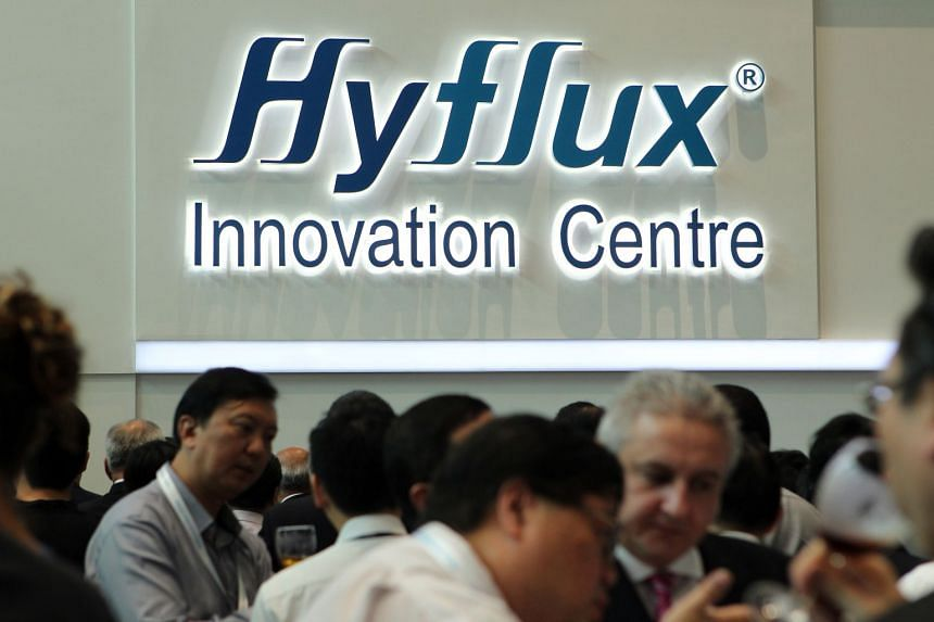 File photo of Hyflux Innovation Centre in Bendemeer Road.