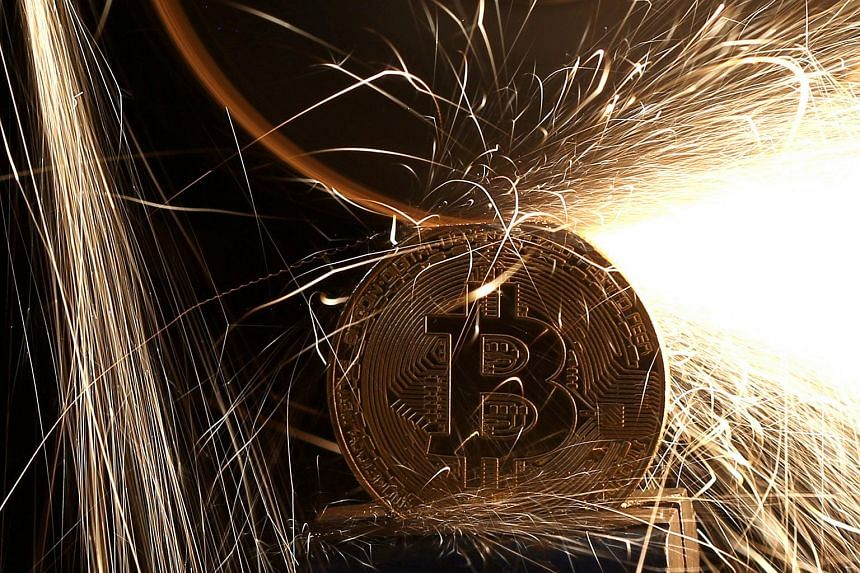 An adviser to the Ukrainian Interior Minister said this is the first such case in the country linked to bitcoins.
