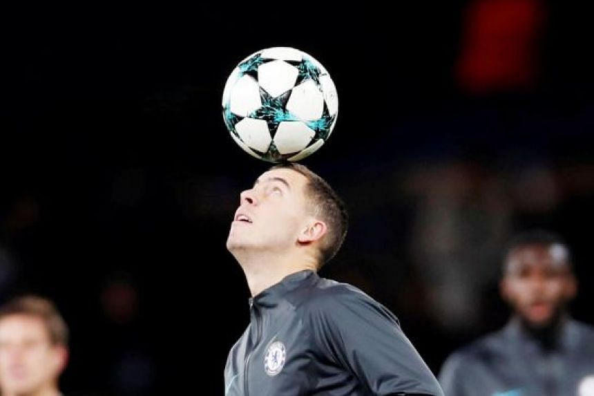 Chelsea forward Eden Hazard has starred for the English champions this season with eight goals in all competitions, and his hot streak of form has not gone unnoticed by Champions League winners Real Madrid, who hold a longstanding interest in the Bel