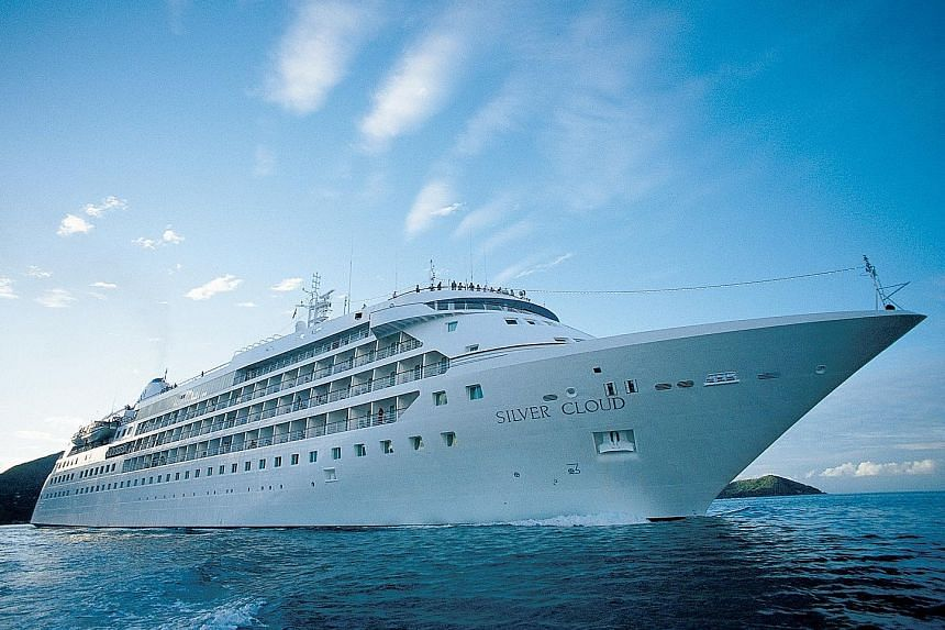 The Silver Cloud cruise ship will sail to Jamaica, Cuba and Colombia next year.