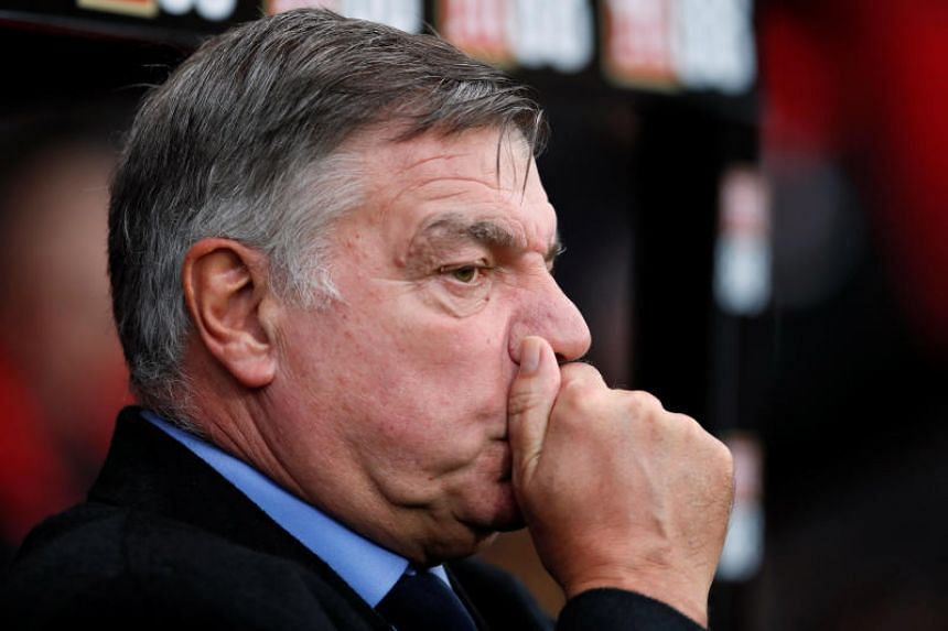 """""""Overall it is disappointing,"""" Allardyce, who was six league games unbeaten since taking charge, said. """"It was a great run which has come to an end."""""""