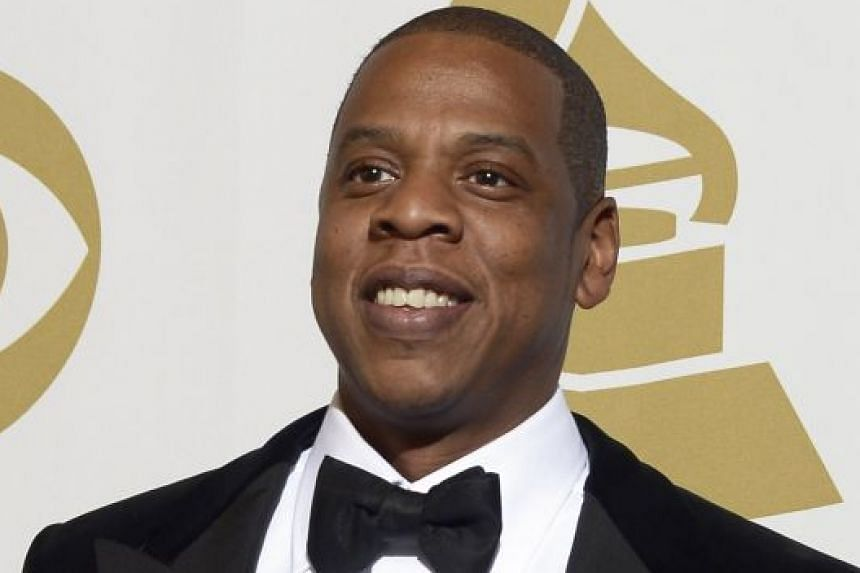 The Family Feud video by rapper Jay-Z (above) features Beyonce.