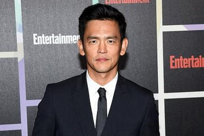 Last year's #StarringJohnCho campaign had cast the Korean-American actor (photo 5)