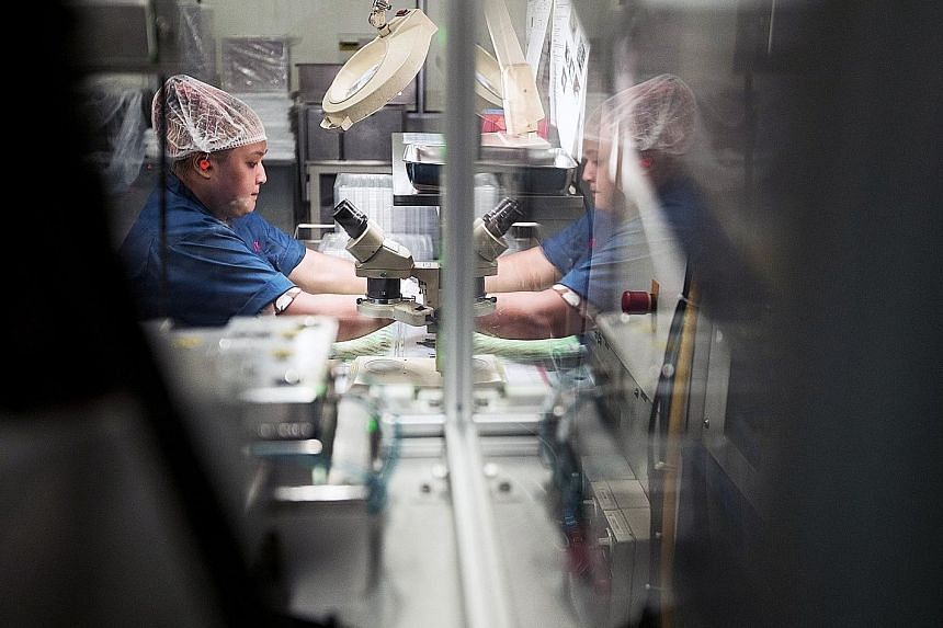 Over the past year or so, manufacturing has been the star and it could deliver again in 2018. A slew of new consumer electronics fuelled a pick-up in global demand and helped reverse the economy's fortune.