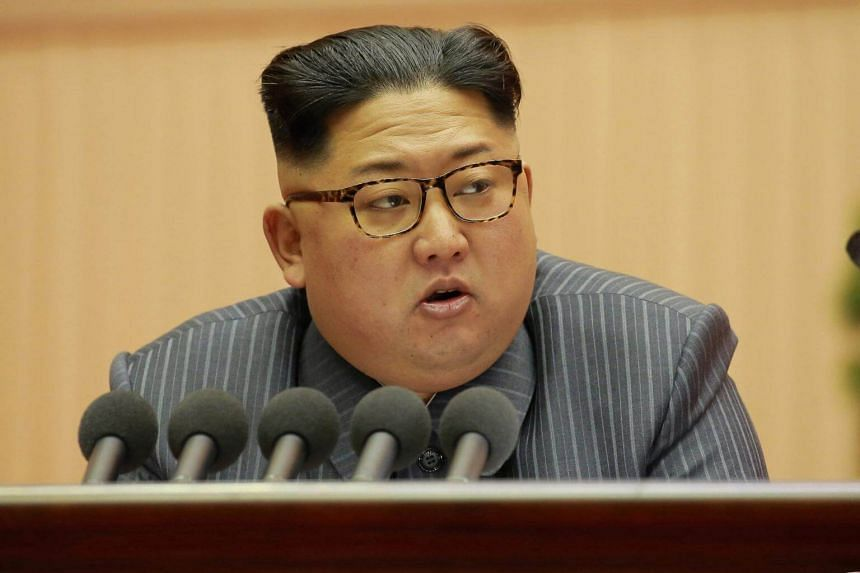 """The nuclear button is always on my table. This is not blackmail but reality,"" said Kim Jong Un."