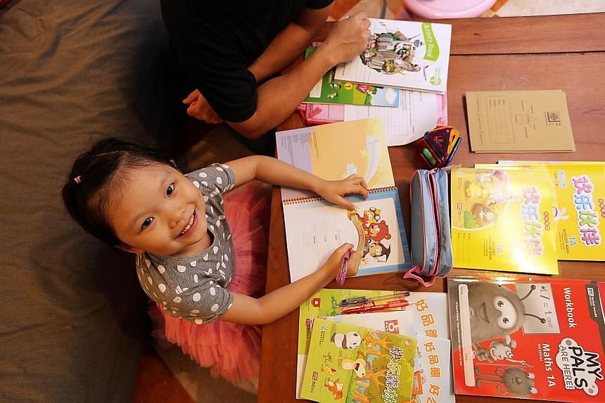 Six-year-old Grace is excited about starting primary school. Her parents have prepared her mentally, and a lot of her kindergarten friends are going to the same school.