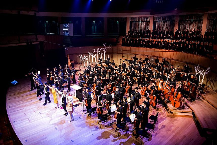 Last year, the Orchestra of the Music Makers performed its first semi-staged opera, Engelbert Humperdinck's Hansel And Gretel.