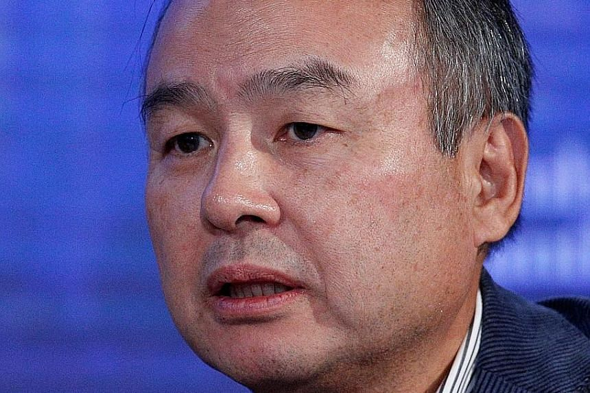 Forbes listed Mr Masayoshi Son as Japan's richest man with an estimated fortune of US$22.2 billion (S$29.7 billion).