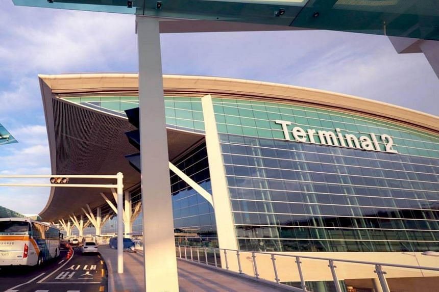The five-storey new terminal will formally begin operations on Jan 18, reported local media.