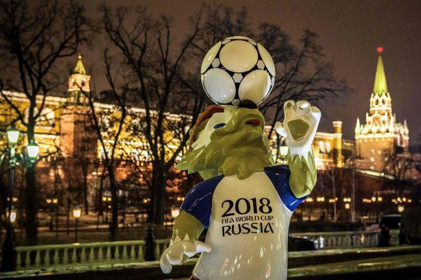 The spotlight has turned to possible cases of doping in football with Russia set to host the World Cup in June and July.