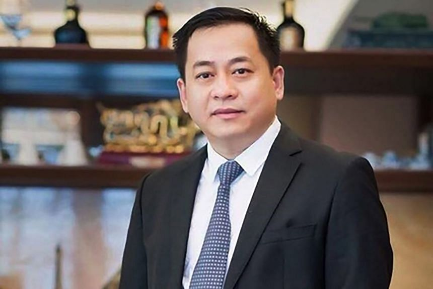 Mr Phan Van Anh Vu, a property magnate wanted in Vietnam, has been detained in Singapore.