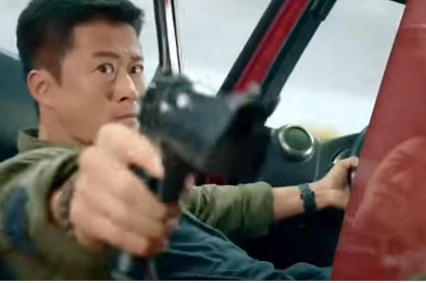 Wolf Warrior 2 was the highest-grossing film in China last year.