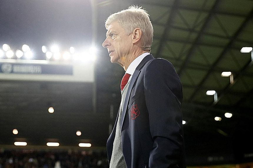 Arsenal boss Arsene Wenger has a lot on his plate at the moment from an FA charge to transfers and dealing with the expiry of contracts.