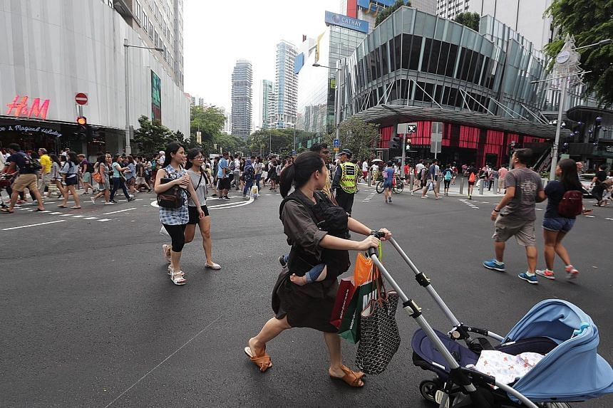 Orchard Road must find its own unique differentiation, and future shopping malls have to integrate the element of play, as many retail transactions will no longer be in physical stores, says Cushman & Wakefield's research director Christine Li.