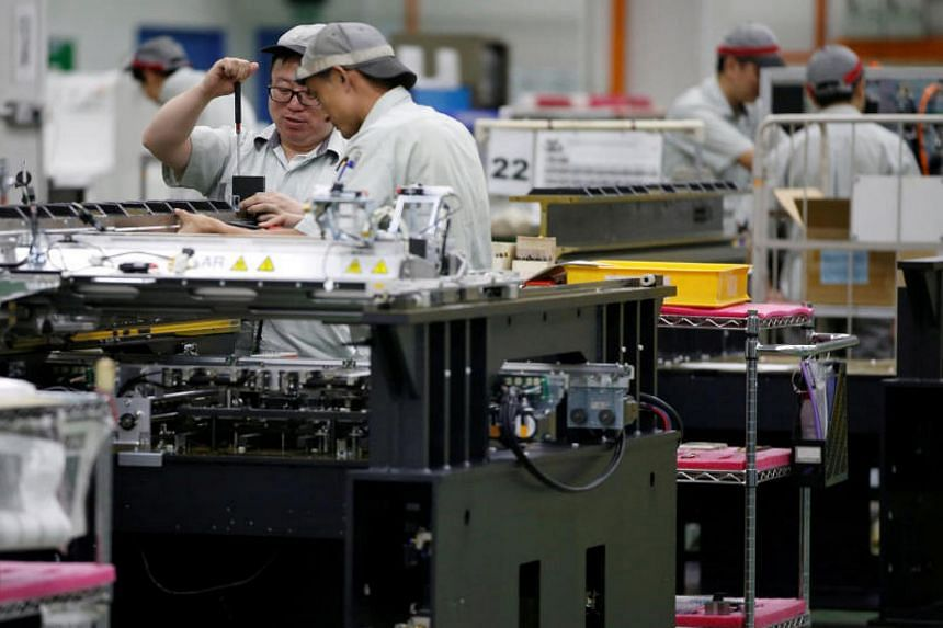 December was the 16th consecutive month of improvement in manufacturing, which makes up a fifth of the economy and is expected to remain a key growth driver in the year ahead.