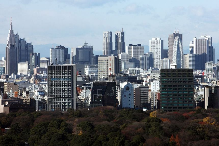Japan's productive population is expected to be 69 million in 2030, down by 7.5 million over 15 years.