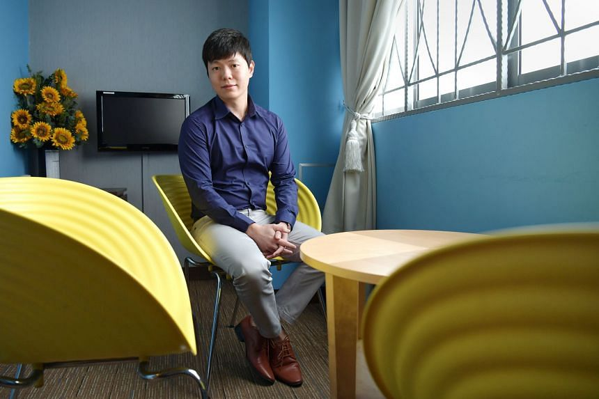 "Mr Thomas Liao, who pursued a diploma in social work after his release from prison, is now a social work associate at Fei Yue Community Services. The 30-year-old, who is also studying part-time for a degree in social work, says: ""I never did anything"