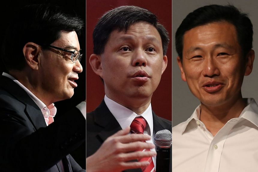 Choice of Singapore's fourth PM not as obvious as previous