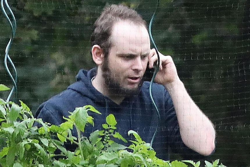 Joshua Boyle and his wife were held captive by an Afghan Taleban faction for five years.