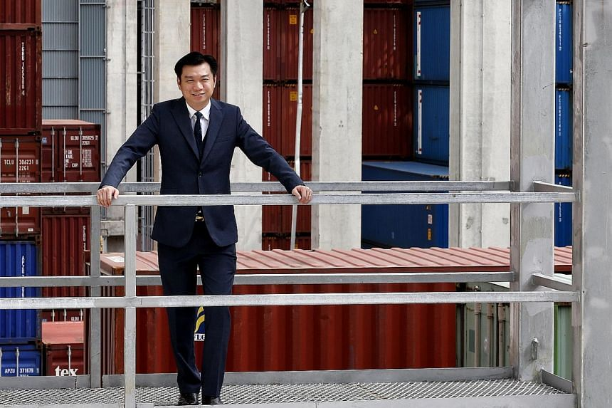 Cogent chief executive Benson Tan Min Cheow is among four Cogent shareholders who collectively hold 84.33 per cent of the total number of the firm's shares. When Cogent is delisted, Cosco said it intends for Cogent to continue with its existing busin