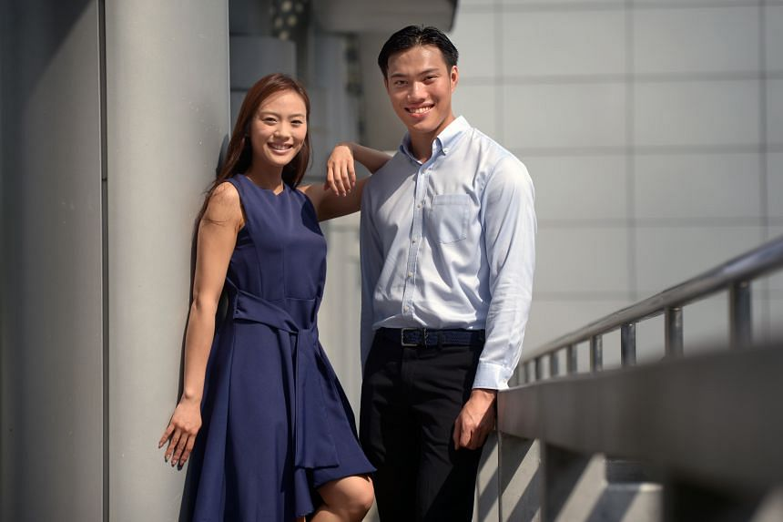 Siblings Rachel Leng, 27, and Brendan Leng, 23. They have spent most of their lives abroad, living in countries like China, United States, United Kingdom, Japan and South Korea.