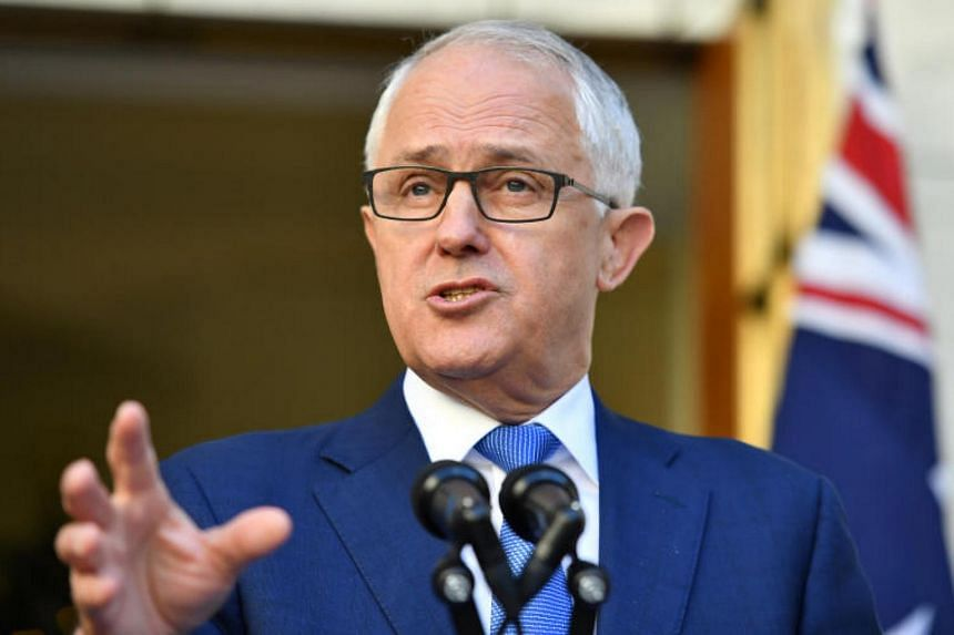 "Australian PM Malcolm Turnbull accused Victoria premier Daniel Andrews of failing to address ""growing gang violence and lawlessness"" in his state."