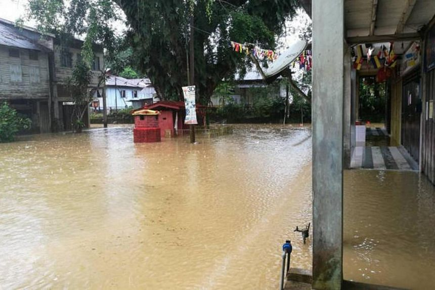 As of 2pm on Jan 2, 8,800 people in Pahang have been evacuated to 50 flood relief centres.
