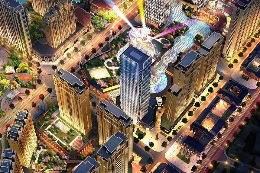 Included in The Ascott's new deal to manage nine properties in China is Citadines Baoyu Riverview Harbin (above). The firm said yesterday that it has also made inroads into new cities in China, including Harbin and Zhuhai, and widened its presence in