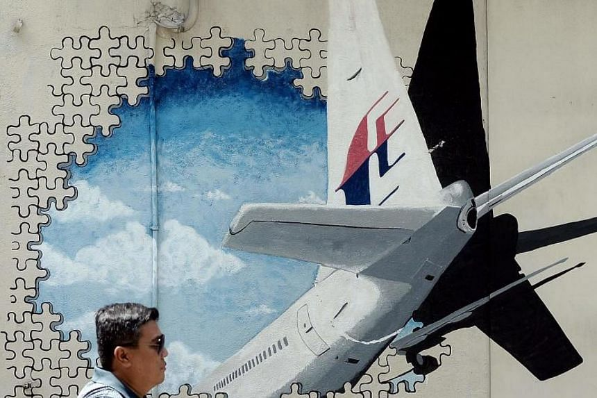 Flight MH370, carrying 239 people, disappeared en route from Kuala Lumpur to Beijing in March 2014.