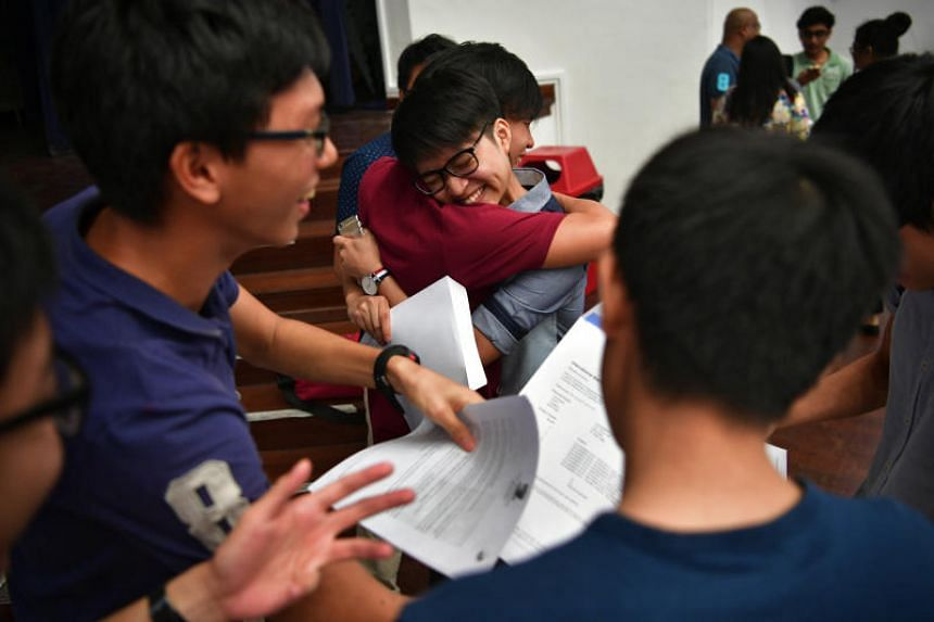 Singapore schools score better results in IB exams, Education News