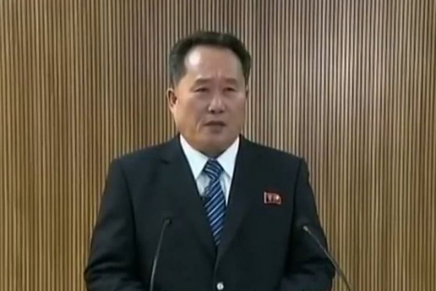 Mr Ri Son Gwon, chairman of North Korea's Committee for Peaceful Reunification, spoke on behalf of leader Kim Jong Un on Jan 3, saying North Korea would reopen its communication channel at the truce village of Panmunjom.